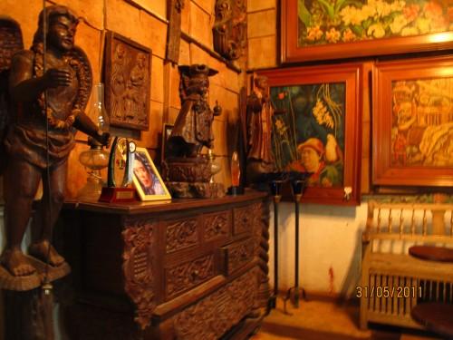 Inside Balaw Balaw Restaurant