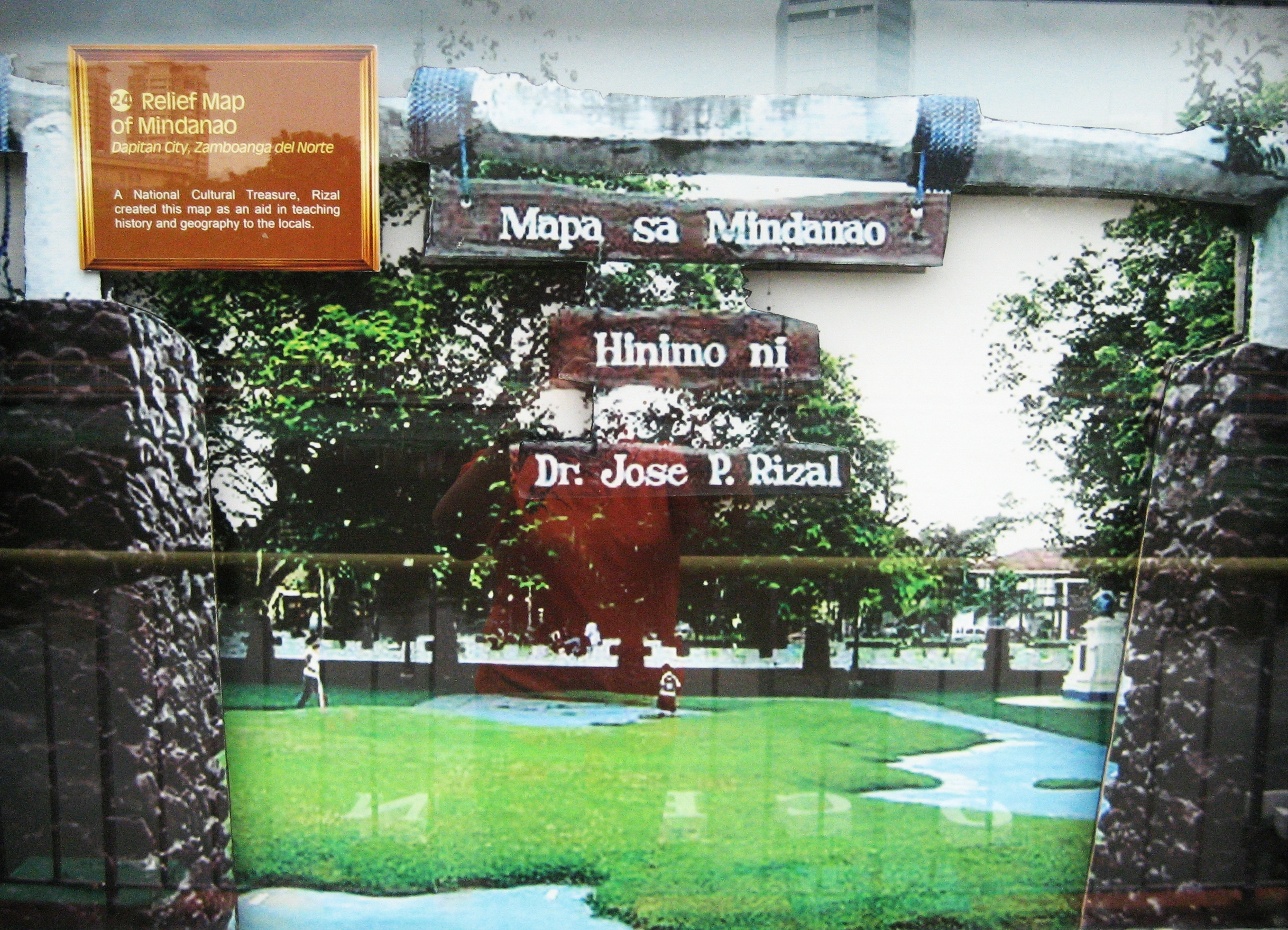 man in dapitan by jose p rizal 2018-7-23 noli me tángere (novel) jump to  surprising the young man who took the friar to be a friend of his father  rizal was exiled to dapitan in mindanao,.