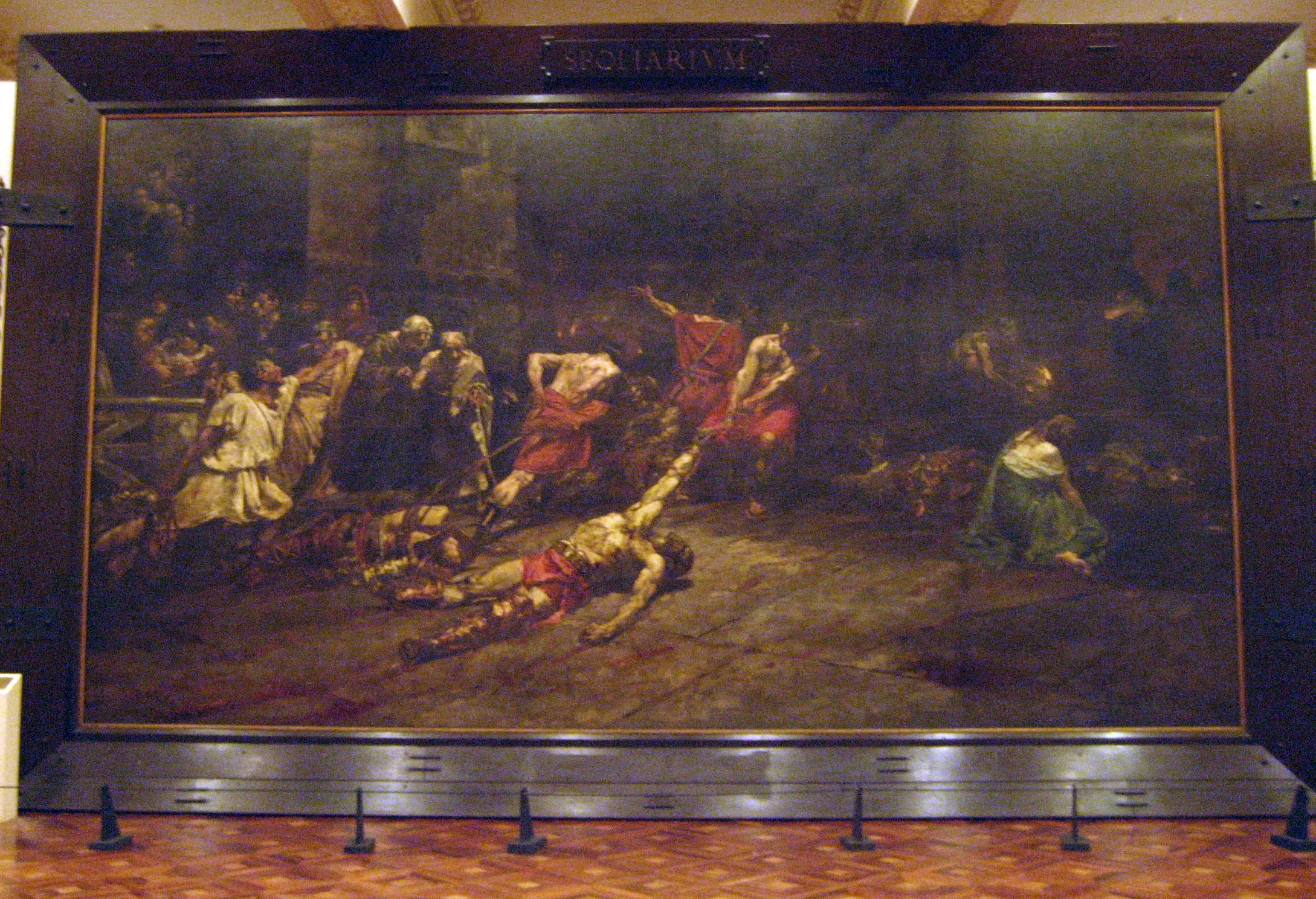 juan luna While antonio luna and the manner of his death may already be well-known at this point by filipinos, the same cannot be said for the demise of his brother—the painter juan luna after all, j luna's cause of death—heart attack—can happen to anyone at anytime, right just like his brother.