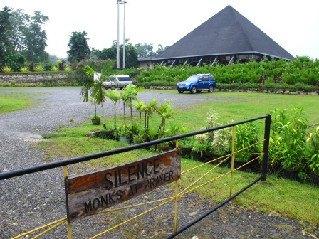 Monastery of Transfiguration in Malaybalay, Bukidnon