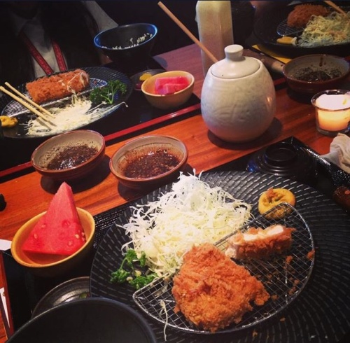 A YABU LUNCH