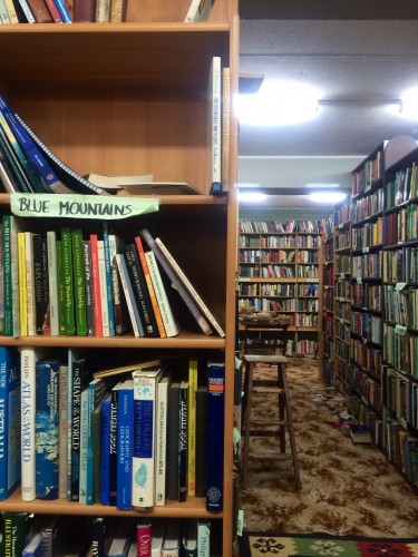 Bookstore in Katoomba