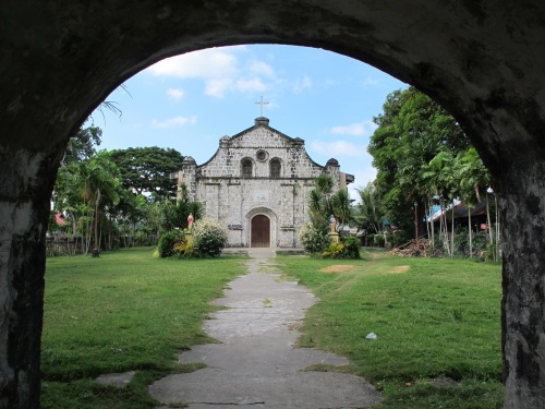 Navalas Church, oldest in Guimaras