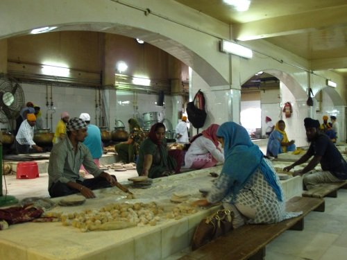 Breadmaking 101.