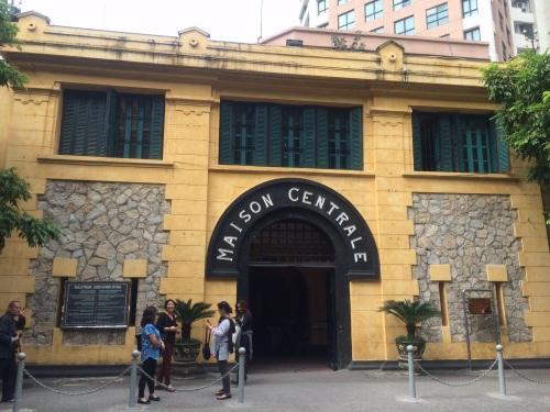 Maison Centrale or Hanoi Hilton?