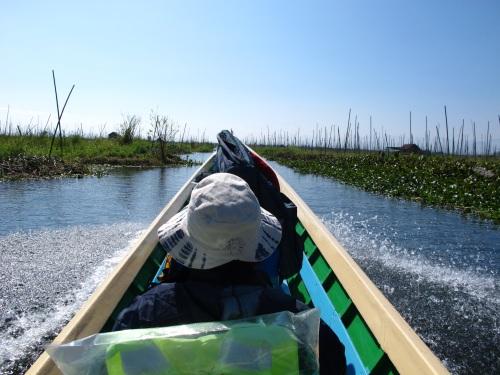 The Waterways of Lake Inle